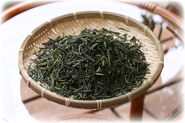高知池川 無農薬茶葉「一番茶」緑茶