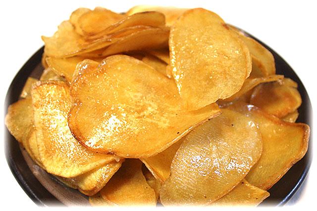黒潮物産・芋チップス・芋満月(いもまんげつ)チップ