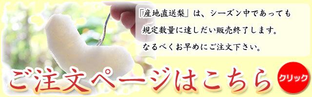 馬次郎(うまじろう)梨のご注文ページはこちら