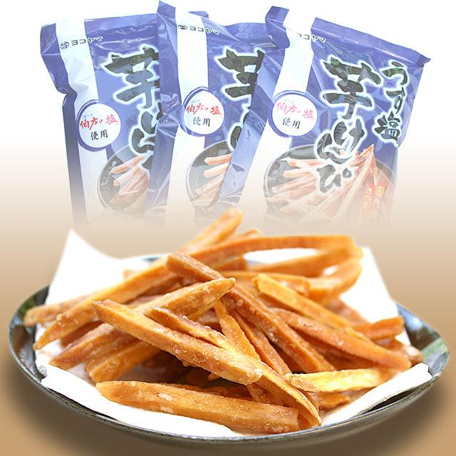 横山食品の芋けんぴ(ヨコヤマ)